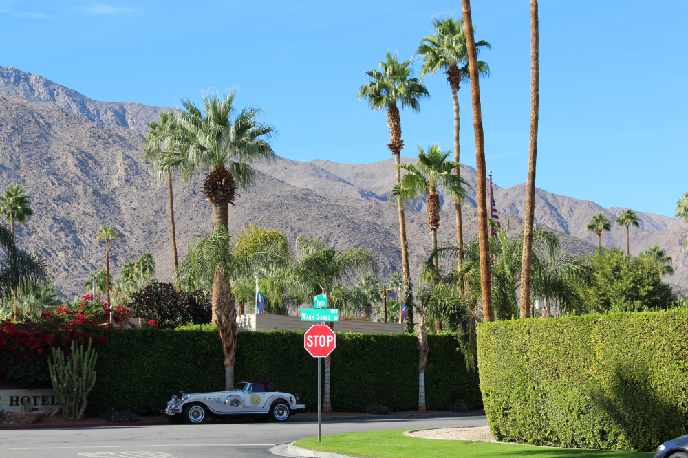 cal4 - A Feasting Week in Palm Springs, California