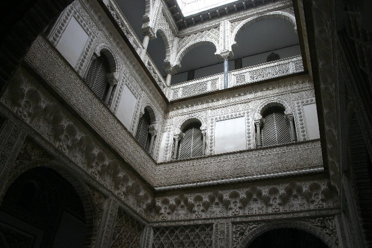 20040914014 - Sevilla: A Beautiful, Lush City Full of Fan Palms, Cafés and Historic Monuments