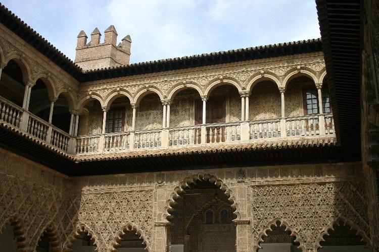 20040914015 - Sevilla: A Beautiful, Lush City Full of Fan Palms, Cafés and Historic Monuments