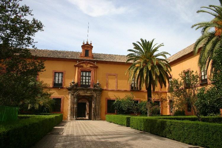 20040914016 - Sevilla: A Beautiful, Lush City Full of Fan Palms, Cafés and Historic Monuments