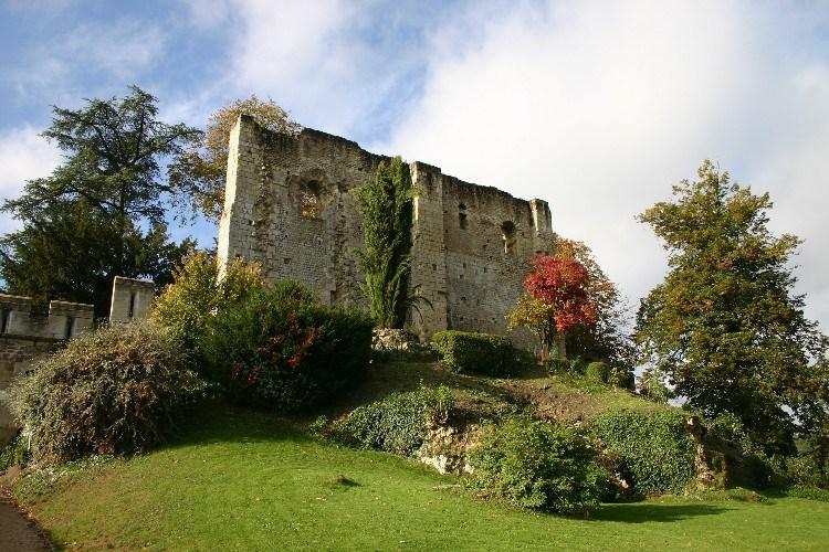 20041020003 - Châteaux-hopping dans Le Loire: Where is Sleeping Beauty?