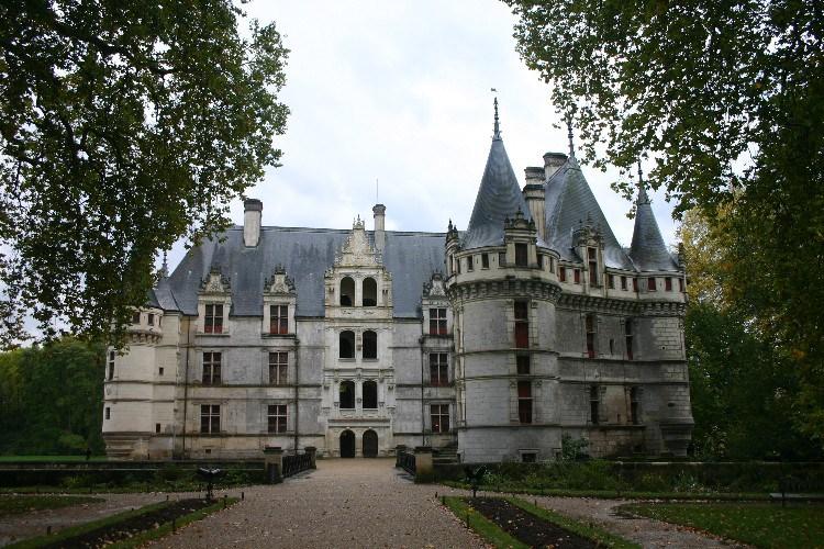 20041020011 - Châteaux-hopping dans Le Loire: Where is Sleeping Beauty?