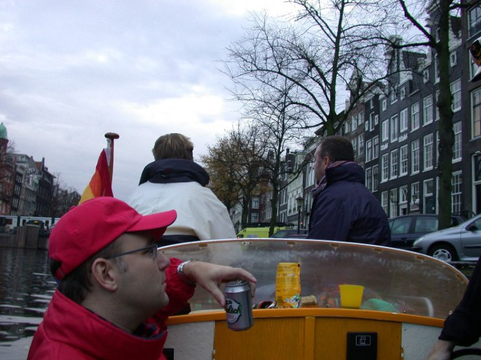 can2 - On the Canals of Amsterdam