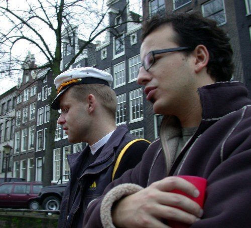 can3 - On the Canals of Amsterdam