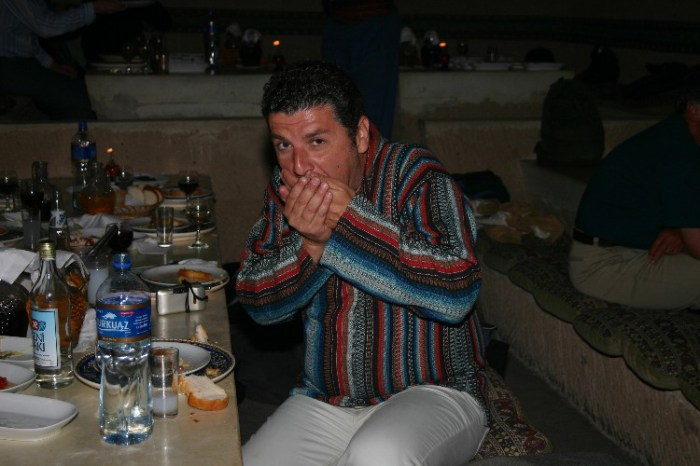20040519019 - Raki Attack in Cappadocia, Turkey