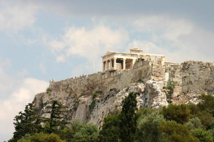 20040530001 - An Athenian Sunday Wander on The Acropolis