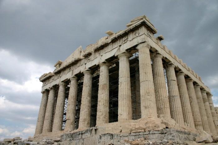 20040530002 - An Athenian Sunday Wander on The Acropolis