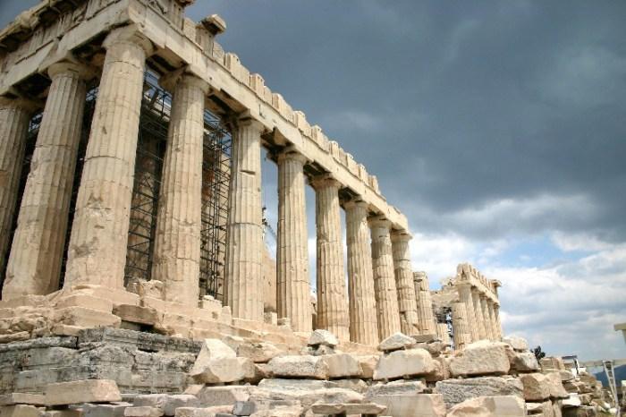 20040530003 - An Athenian Sunday Wander on The Acropolis