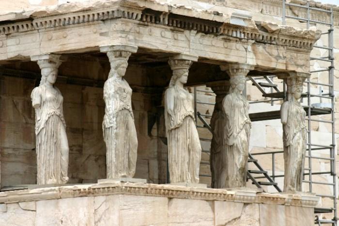 20040530004 - An Athenian Sunday Wander on The Acropolis