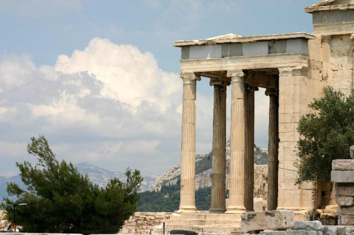20040530005 - An Athenian Sunday Wander on The Acropolis