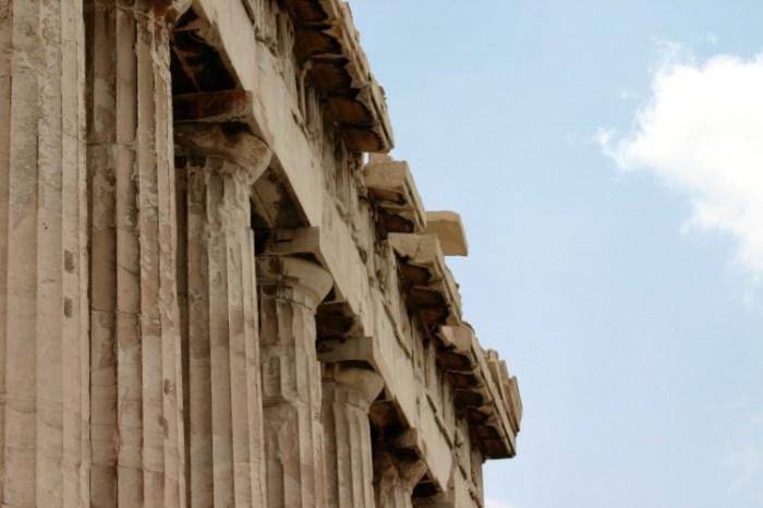 20040530006 - An Athenian Sunday Wander on The Acropolis