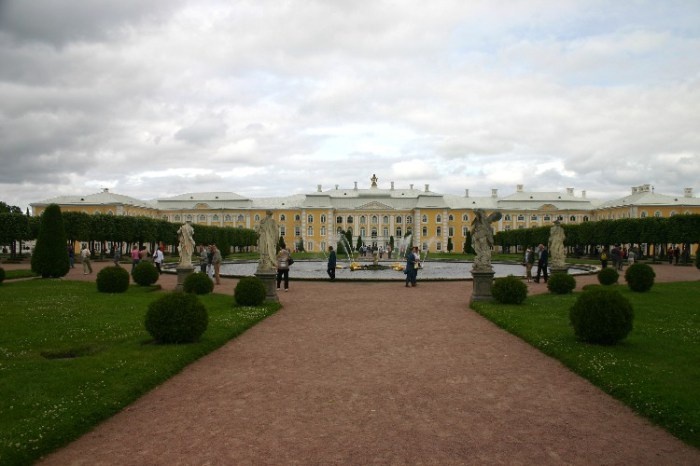 20040703012 - Peterhof:  The 2nd Summer Palace of Peter the Great