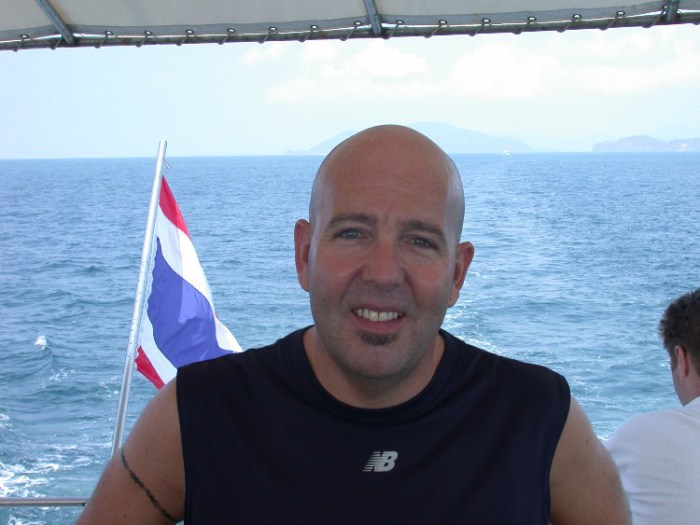 qw2 - Diving the King Cruiser Wreck and Shark Point in Koh Phuket, Thailand