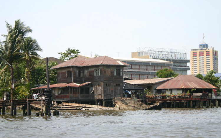 we3 - Travelling the Klongs: Bangkok by Water