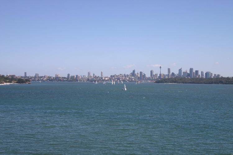 20040227001 - Day Tripping to Watsons Bay, Sydney, Australia
