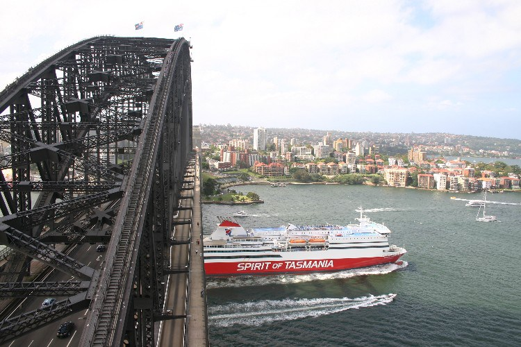 fow4 - Up Close and Personal with the Sydney Harbour Bridge