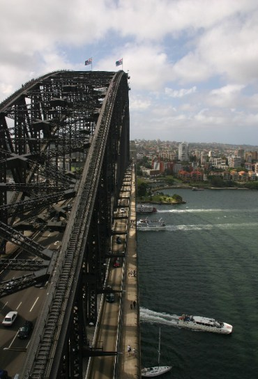 fow5 - Up Close and Personal with the Sydney Harbour Bridge