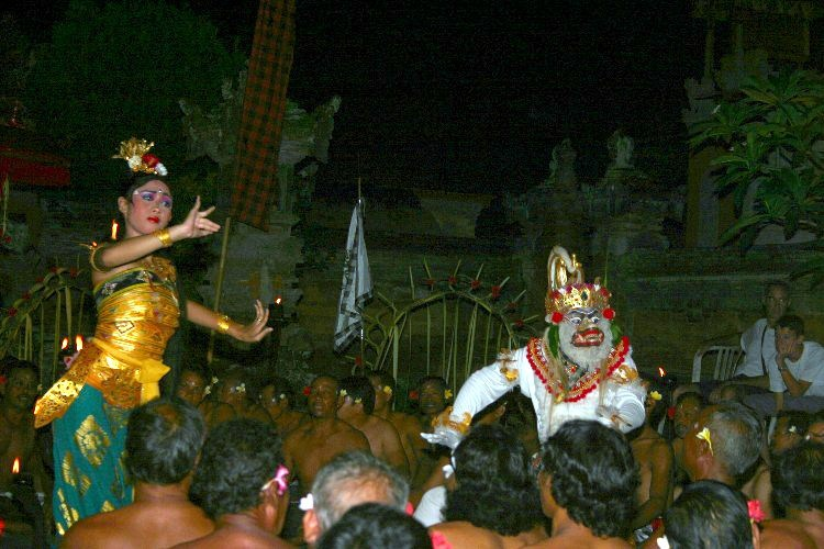 or13 - A Day of Dance in Ubud, Indonesia
