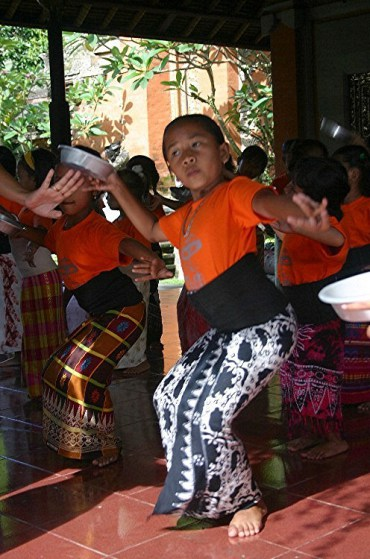 or3 - A Day of Dance in Ubud, Indonesia
