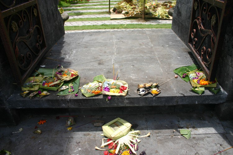 wd1 - Pulling Open Our Balinese Doors and Stepping Out.