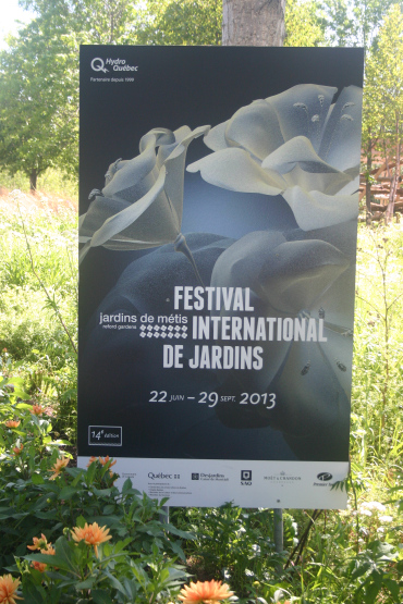 079 - Between a Dandelion and a Daisy: Les Jardins de Métis