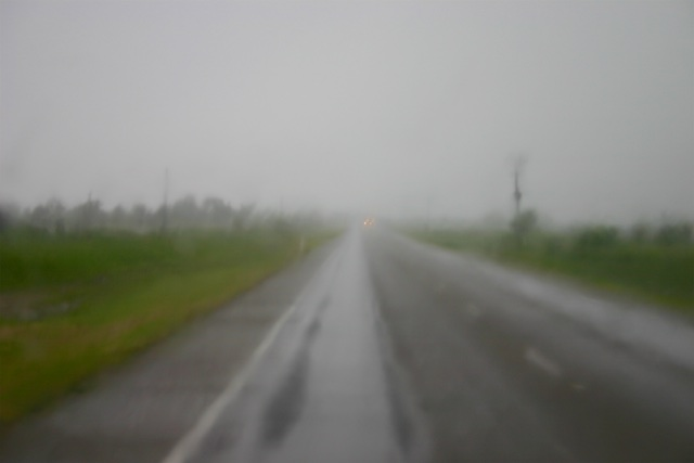 20040211 Driving Miss Campervan 002 - The Campervan Chronicles: Rain