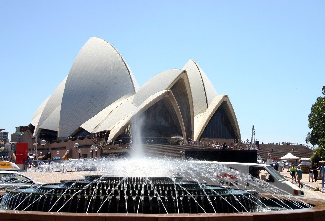 da1 - Day One: Exploring Sydney,  Australia