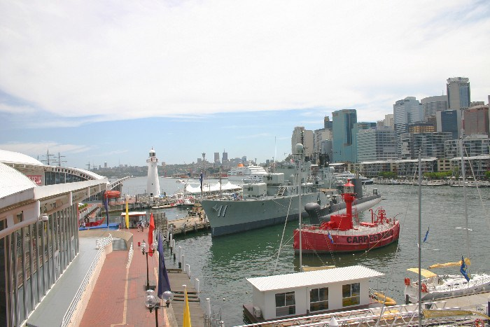 ex2 - Day Two: Exploring Darling Harbour.