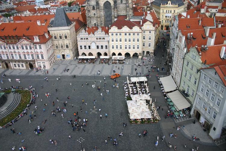20040727008 - Prague: Overlooked Details and Unseen Vistas