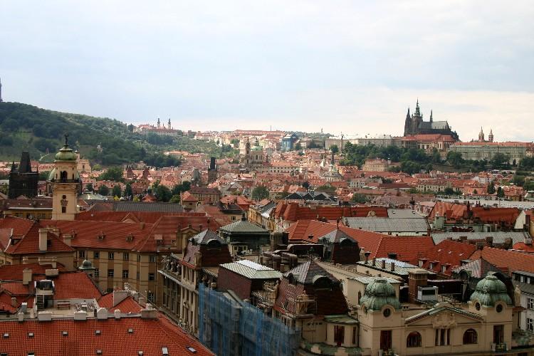 20040727010 - Prague: Overlooked Details and Unseen Vistas