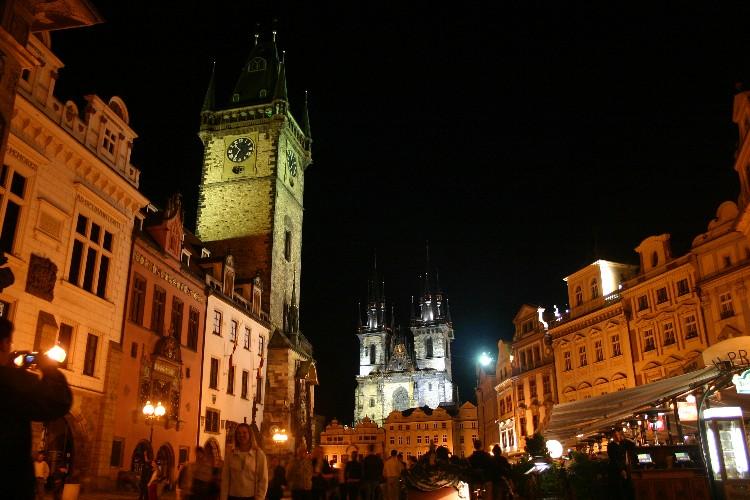 20040727015 - Prague: Overlooked Details and Unseen Vistas