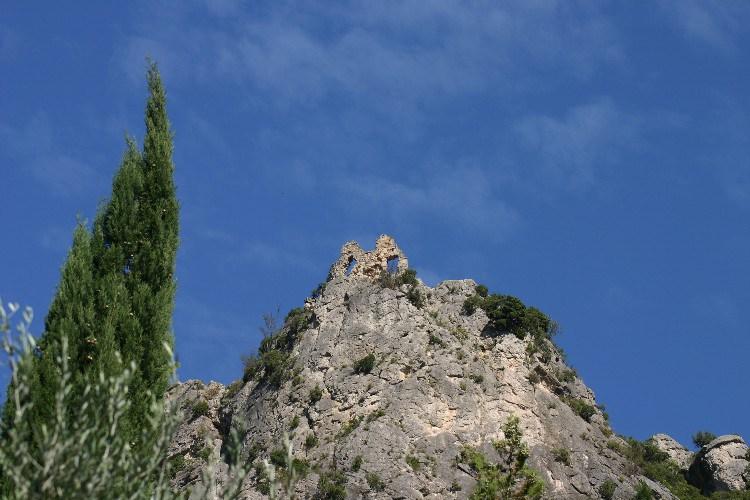 des6 - A Letter from St. Fréchoux: A Drive to St. Guilhem-le-Desert
