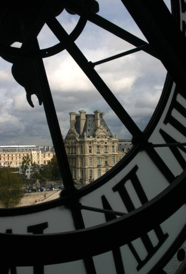 mus3 - Musée d'Orsay:  Observing Art, Observing the Observers.