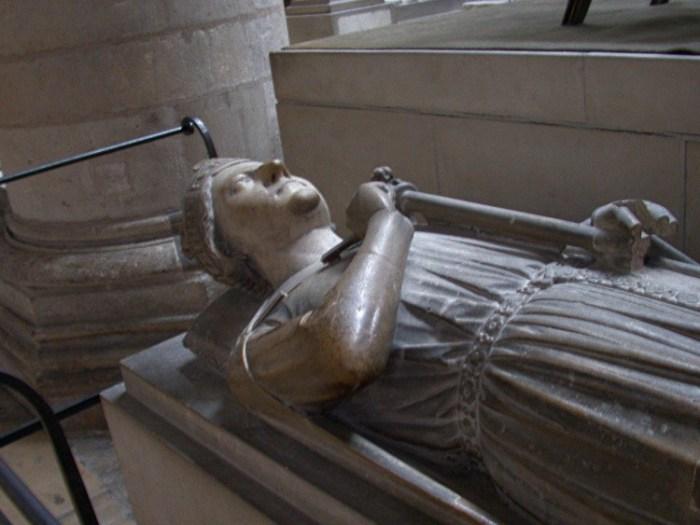 half12 - Half-Timbered Rouen: Jeanne d'Arc 's Garden