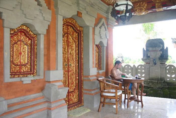 ub4 - Up the Balinese Mountainside to Ubud