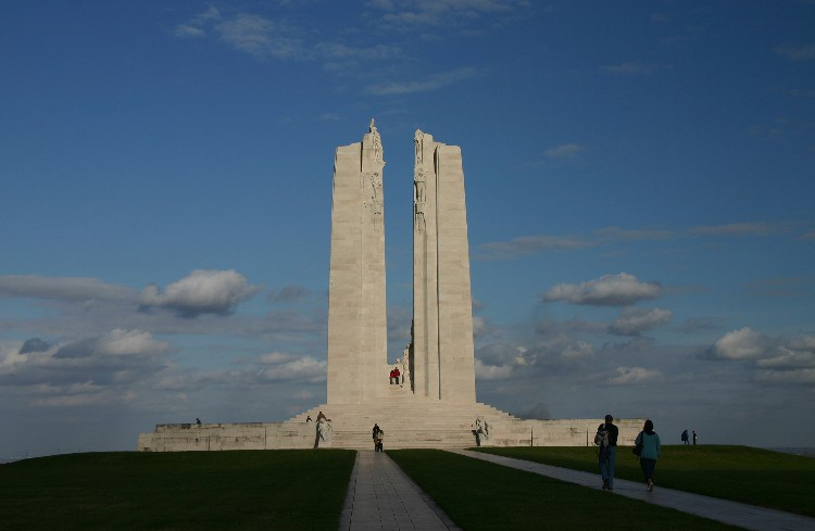 belg4 - Across the Normandy Countryside to Vimy