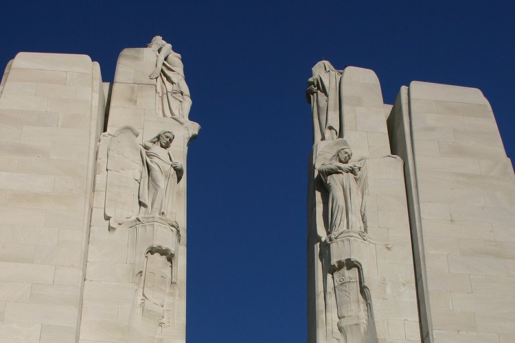belg5 - Across the Normandy Countryside to Vimy