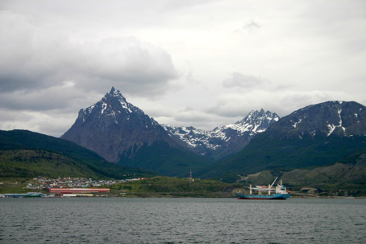 sou18 - Ushuaia: The Southernmost City in the World