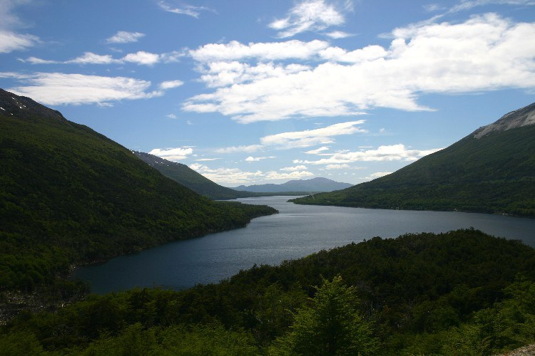 ush4 - On the Lakes in Ushuaia, Argentina