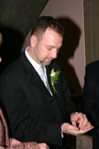 mar4 - A Marriage!