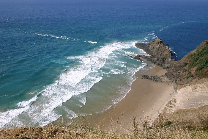 cape9 - Cape Reinga: The Very North of the North Island in New Zealand