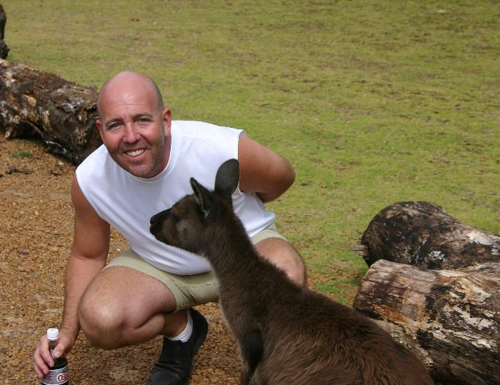 roo14 - Searching for 'Roos on Kangaroo Island, Australia