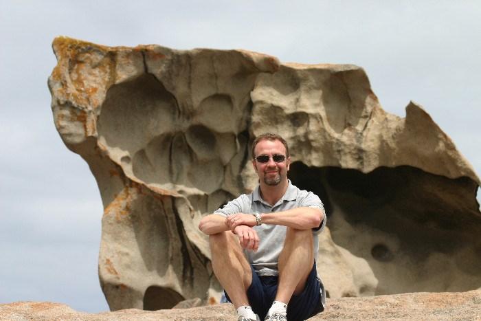 roo3 - Searching for 'Roos on Kangaroo Island, Australia