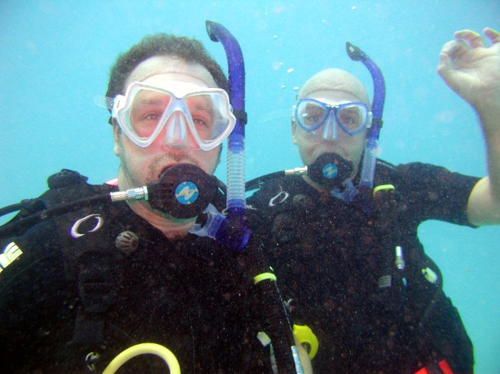 r4 - Diving the Great Barrier Reef