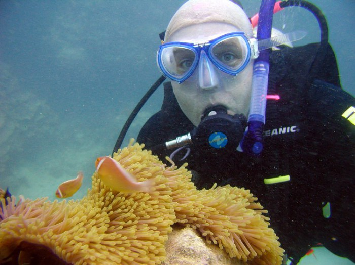 r8 - Diving the Great Barrier Reef
