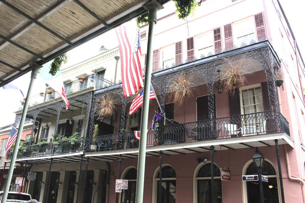 e42 - Long Weekend in New Orleans