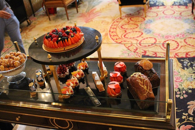 2015 04 16 at 09 24 17 - A Luxe Afternoon Tea at the George V in Paris