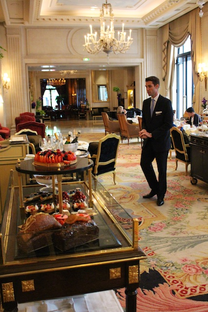 2015 04 16 at 09 24 25 - A Luxe Afternoon Tea at the George V in Paris