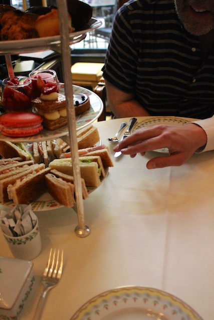 2015 04 16 at 09 25 55 - A Luxe Afternoon Tea at the George V in Paris
