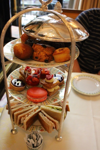 2015 04 16 at 09 26 24 - A Luxe Afternoon Tea at the George V in Paris
